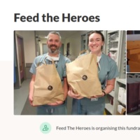 Almost €550,000 donated to grassroots fundraiser Feed The Heroes in 2 weeks