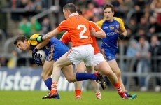 Wrap-up: Armagh down and out after stunning Roscommon fightback