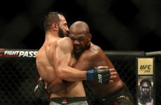 UFC champion Jones avoids jail time but vows to address 'unhealthy relationship with alcohol'