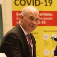Chief Medical Officer Tony Holohan in hospital for tests unrelated to Covid-19