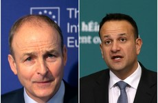 Leo Varadkar: Fine Gael and Fianna Fáil could agree basis for government by next week