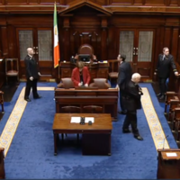 Coronavirus: Dáil set for three-hour sitting despite debate over whether it's 'essential'