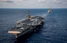 US Navy evacuating virus-struck aircraft carrier USS Roosevelt