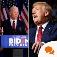 Larry Donnelly: The US is polarised over Trump's handling of Covid-19, but Biden has also failed to inspire voters