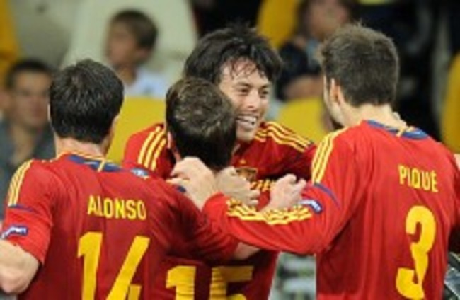 As It Happened: Spain v Italy, Euro 2012 final
