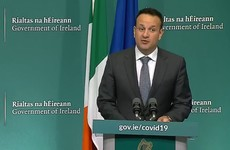 Leo Varadkar: Decision will be made next week on possible restrictions after 12 April
