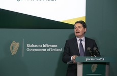 Tax revenues last month almost €1 billion lower than March last year
