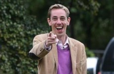 Tubridy takes best newcomer prize at Irish Book Awards