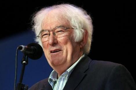 The poet Seamus Heaney in 2006.