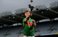 Mayo hurler to run marathon in his garden while soloing sliotar for charity this weekend