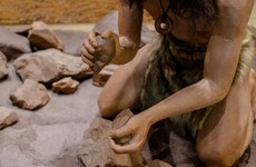 Your evening longread: The woman who lives 200,000 years in the past