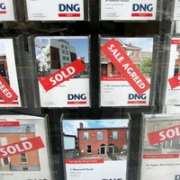House prices still dropping around most of the country (but Dublin is levelling off)