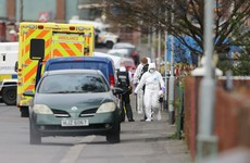 Three men arrested on suspicion of murder after man shot dead outside house in Belfast