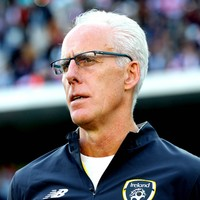 Mick McCarthy: 'It's disappointing I can't finish it off. It's bittersweet, but I fully support the decision'
