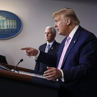 Trump says 'there will be a lot of death' but adds restrictions should ease 'sooner rather than later'