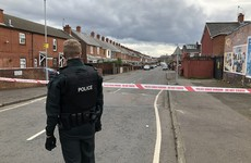 Police in Northern Ireland appeal for public's help in finding gunman who killed Dublin criminal yesterday