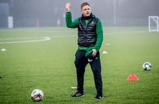 Keane's Ireland future looks bleak as FAI hold talks with Celtic over Duff