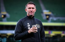 'We're in discussions with Robbie' - Keane could still have role with FAI