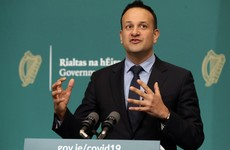 Taoiseach Leo Varadkar has registered again as a doctor to help out during Covid-19