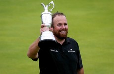 'I'm not happy to live off the Open' – says Shane Lowry