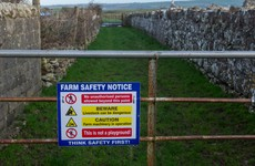 Five-year-old boy dies after falling from farm trailer in Roscommon