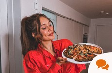 Roz Purcell shares her routine, recipes and tips for staying positive during Covid-19 isolation