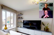 'I really feel like I'm there in person': Caroline Foran tries out a virtual house viewing
