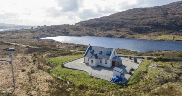 Picture perfect: Live a life of tranquillity at this lakeside cottage in Donegal