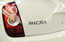 Nissan Ireland issues recall notices for 1,468 Micras