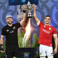 Gatland wants the Lions to face the All Blacks before South Africa tour