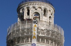 Students occupy Colosseum, Leaning Tower of Pisa to protest cuts