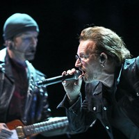 U2 are donating €10 million to fund PPE for healthcare workers in Ireland