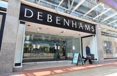 Debenhams is closing all of its Irish stores and will go into liquidation