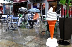 Wet and dull: how Met Éireann summarised June's weather