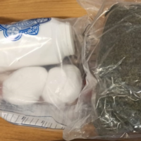 Three people charged after drugs worth €550,000 were seized in Portlaoise