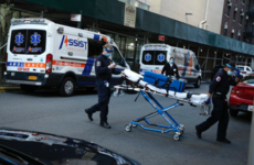 US counts record 2,100 deaths from Covid-19 in a 24-hour period