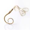 Horsehair and rodent bones inspire Irish jewellery designer