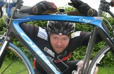 Charitable cyclist gears up for Europe's 'toughest endurance road race'
