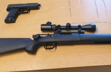 Gardaí seize rifle from a teenager in Co Clare