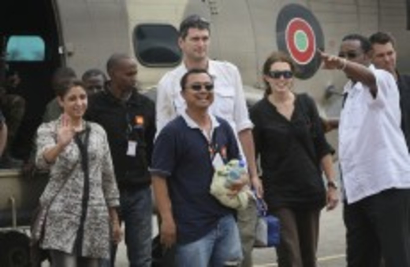 Aid workers kidnapped in Kenya safely released · TheJournal ie