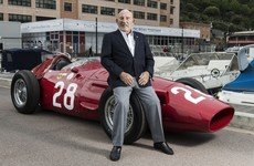 British F1 legend Stirling Moss dies aged 90 following long illness
