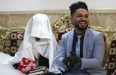 Iraqi couple enlist help of police to wed despite curfew