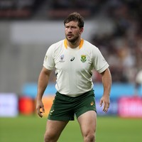 Springboks' double World Cup winner to join Cheetahs