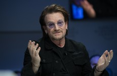 Bono writes to South Korean president to ask for help tackling coronavirus in Ireland