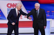 Bernie Sanders formally endorses Joe Biden for president