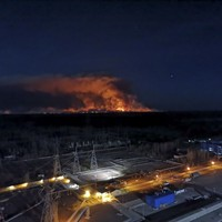 Fires put out in Chernobyl exclusion zone