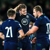Scottish Rugby makes pay cuts amidst 'uncertainty' over November Tests