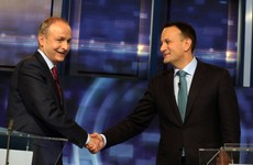 Leo and Micheál agree to enter government with 'full and equal partnership' between two parties