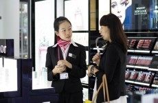 DAA opens its first stores in China