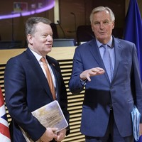 Michel Barnier and David Frost agree on three weeks to discuss Brexit trade talks